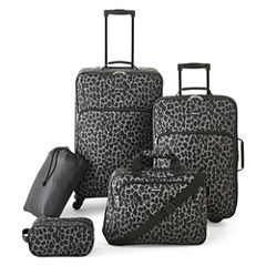 Protocol Hamilton 5-pc. Spinner Luggage Set