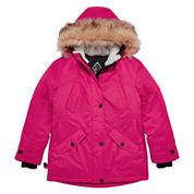 Zero Xposure Girls Heavyweight Parka-Big Kid