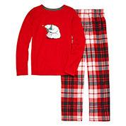 North Pole Trading Co. Family Sleep Kids Pajama Set Girls