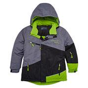 Boys Heavyweight Ski Jacket-Big Kid