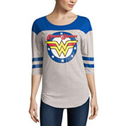 Bio Wonder Woman Graphic T-Shirt