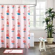 Rosie Cotton Shower Curtain