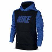 Nike® Therma-Fit Fleece Pullover Hoodie - Boys 8-20