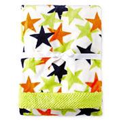 Okie Dokie® Star Print Blanket