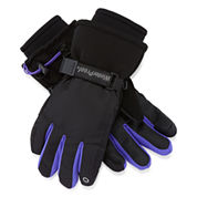 Winter Proof Girls Cold Weather Gloves-Big Kid