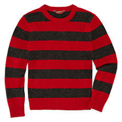 Arizona Striped Pullover Sweater - Boys 8-20