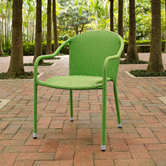 Palm Harbor Wicker Patio Dining Chair