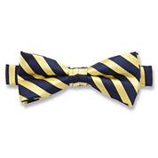 IZOD® Gordie Striped Bow Tie - Boys