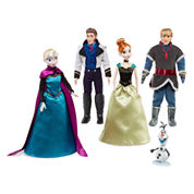 Disney Collection Frozen 5-pk. Doll Set