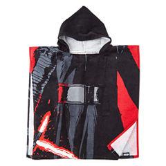 Star Wars® Kylo Ren Hooded Poncho Towel