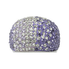 Sparkle Allure Purple Crystal Band