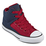Converse Chuck Taylor All Star High Street Boys Sneakers – Little Kids