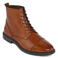 Stafford Harrow Mens Dress Boots