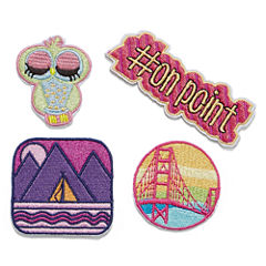 Bag Sticker Patches