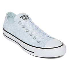 Converse Chuck Taylor All Star Sparkle Knit Womens Sneakers