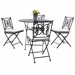 Carolina Chair & Table Regency 5-pc. Patio Dining Set