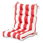 Outdoor High Back Chair Cushion