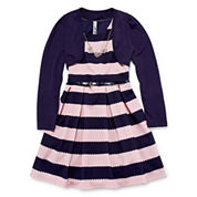 Knit Works Sleeveless Party Dress - Big Kid