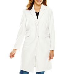 Liz Claiborne® Wool-Blend Walking Coat