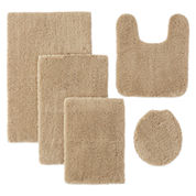 JCPenney Home™ Drylon Microfiber Bath Rug Collection