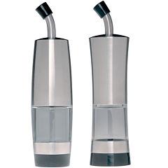 BergHOFF® Geminis 2-pc. Oil and Vinegar Dispenser Set