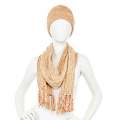 Mixit™ Chenille Hat and Scarf Set