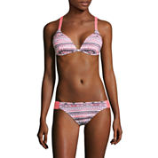 Arizona Mod Dream Coral Molded Bra Pushupand Arizona Mod Dream Coral Hipster