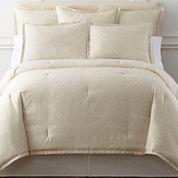 Royal Velvet 400tc Paisley Print Comforter Set & Accessories
