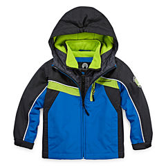 Weatherproof Midweight Vestee Jacket - Toddler Boys 2t-4t