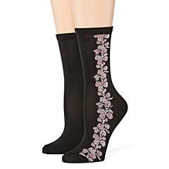Mixit™ 2-pk. Fashion Dress Socks