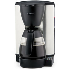 Capresso® MG600 PLUS 10-Cup Programmable Coffee Maker
