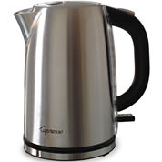 Capresso® H2O Steel Electric Water Kettle