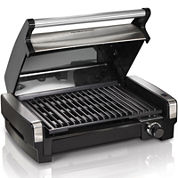 Hamilton Beach® Searing Grill with Removable Lid