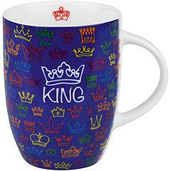 Konitz King Set of 4 Mugs