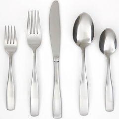 Cambridge® Madison Satin 60-pc. Flatware Set with Tray
