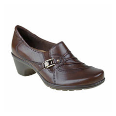 Earth Origins Roxanne Womens Slip-On Shoes