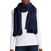 Mixit™ Brushed Yarn Oblong Scarf