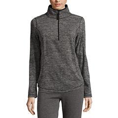 Made for Life™ Long-Sleeve 1/4-Zip Fleece Jacket - Tall