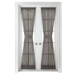 Royal Velvet® Plaza Thermal Interlined Rod-Pocket Door Panel