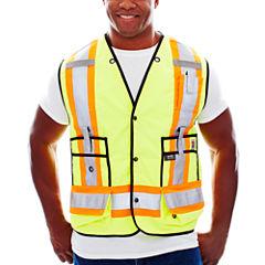 Work King Surveyor Vest–Big & Tall