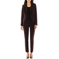 Worthington® Essential Blazer, Scoopneck Tee or Zipper-Pocket Pants - Petite