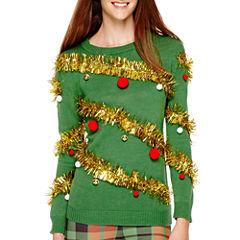 Ransom Long-Sleeve Christmas Sweater