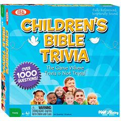 Ideal Children'S Bible Trivia Board Game