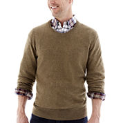 St. John's Bay® Fine-Gauge Sweater
