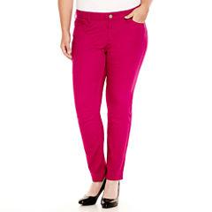 Arizona Super Skinny Jeans - Juniors Plus