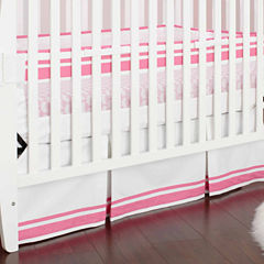 Just Born Pink Fresh Air Crib Liner