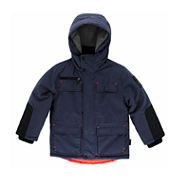 Boys Heavyweight Parka-Big Kid