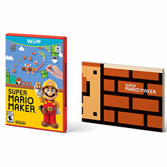 Super Mario Makeru Video Game-Wii U