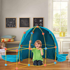 Discovery Kids 69-pc. Flexible Construction Fort