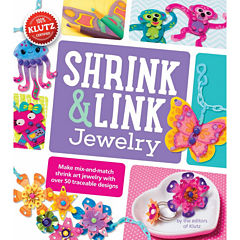 Kids Shrink and Link Jewelry Kit